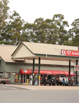 Aussie World Garage